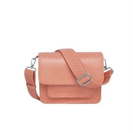 HVISK CAYMAN POCKET BOA BAG PEACH